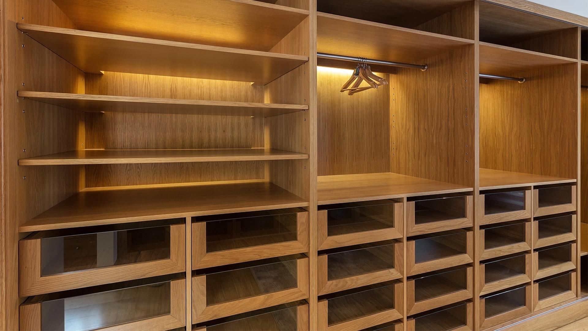 Garderoba i szafy na wymiar